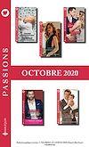 Pack mensuel Passions : 10 romans + 1 gratuit (Octobre 2020)
