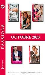 Télécharger le livre :  Pack mensuel Passions : 10 romans + 1 gratuit (Octobre 2020)