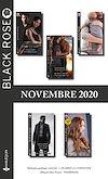 Télécharger le livre :  Pack mensuel Black Rose : 11 romans (Novembre 2020)