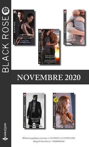 Téléchargez le livre :  Pack mensuel Black Rose : 11 romans (Novembre 2020)
