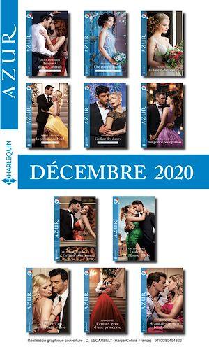 Téléchargez le livre :  Pack mensuel Azur : 11 romans + 1 gratuit (Décembre 2020)
