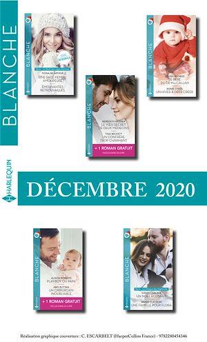 Téléchargez le livre :  Pack mensuel Blanche : 10 romans + 2 gratuits (Décembre 2020)