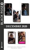 Télécharger le livre :  Pack mensuel Black Rose : 10 romans + 1 gratuit (Décembre 2020)