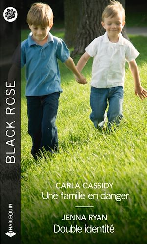Téléchargez le livre :  Une famille en danger - Double identité