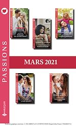 Download this eBook Pack mensuel Passions : 10 romans (Mars 2021)