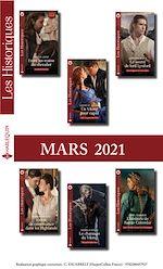 Download this eBook Pack mensuel Les Historiques : 6 romans (Mars 2021)