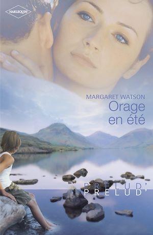Les soeurs McInnes - Tome 2 : Orage en été de Margaret Watson 9782280818674_w300