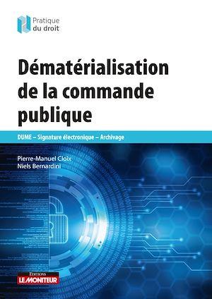 Téléchargez le livre :  Dématérialisation de la commande publique