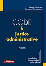 Download this eBook Code de justice administrative