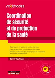 Téléchargez le livre :  Coordination de securite et de protection de la sante