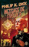 Télécharger le livre :  Message de Frolix 8