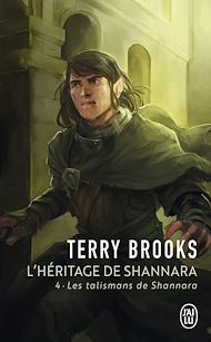 Téléchargez le livre :  L'héritage de Shannara (Tome 4) - Les talismans de Shannara