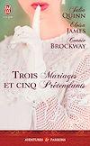 Télécharger le livre :  Trois mariages et cinq prétendants