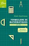 Télécharger le livre :  Formulaire de mathématiques