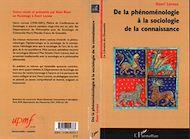 Téléchargez le livre :  De la phénoménologie à la sociologie de la connaissance
