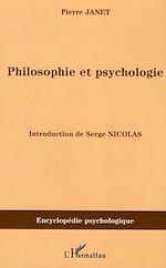 Téléchargez le livre :  Philosophie et psychologie