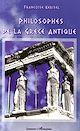 Télécharger le livre : Philosophes de la Grèce antique