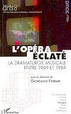 Télécharger le livre :  L'opéra éclaté