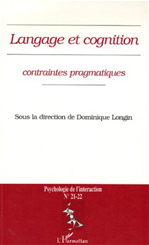 Download this eBook Langage et cognition (n°21-22)