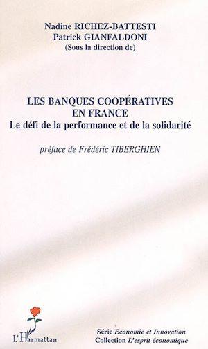 Téléchargez le livre :  Les banques coopératives en France