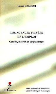 Téléchargez le livre :  Les agences privées de l'emploi
