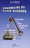 Télécharger le livre :  Grammaire du russe moderne
