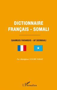 Téléchargez le livre :  Dictionnaire français-somali