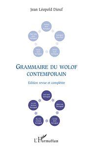 Téléchargez le livre :  Grammaire du wolof contemporain