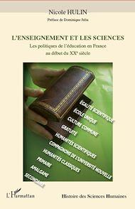 Téléchargez le livre :  L'enseignement et les sciences