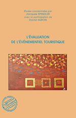 Download this eBook L'évaluation de l'événementiel touristique