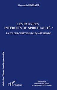 Téléchargez le livre :  Les pauvres: interdits de spiritualité?