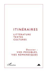 Téléchargez le livre :  Vies possibles, vies romanesques