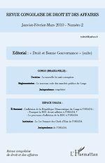 Download this eBook Droit et bonne gouvernance