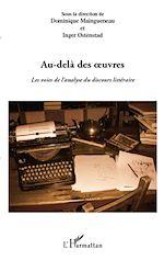 Download this eBook Au-delà des oeuvres