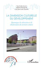 Téléchargez le livre :  La dimension culturelle du développement