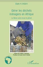 Download this eBook Gérer les déchets ménagers en Afrique