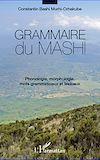 Grammaire du mashi