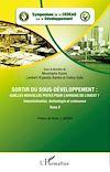 Télécharger le livre :  Sortir du sous-développement : quelles nouvelles pistes pour l'Afrique de l'Ouest ? (Tome 3)