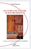 Télécharger le livre :  Lecture(s) de l'oeuvre de Rachid Mimouni