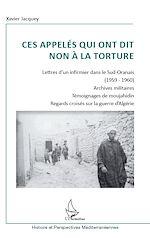 Download this eBook Ces appelés qui ont dit non à la torture