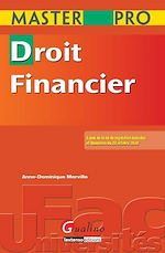 Télécharger cet ebook : Master Pro. Droit financier