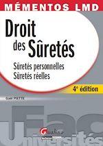 Download this eBook Mémentos LMD. Droit des sûretés - 4e édition