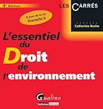 Download this eBook L'essentiel du Droit de l'environnement - 4e édition