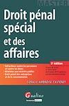 Télécharger le livre :  Droit pénal spécial et des affaires - 3e édition
