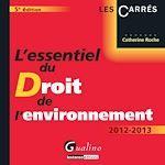 Download this eBook L'essentiel du droit de l'environnement 2012-2013 - 5e édition