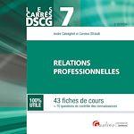 Download this eBook Les Carrés DSCG 7 - Relations professionnelles - 2e édition