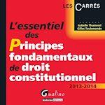 Download this eBook L'essentiel des principes fondamentaux de droit constitutionnel