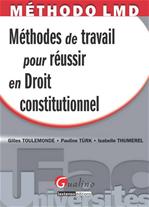 Download this eBook Méthodes de travail pour réussir en droit constitutionnel