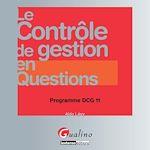 Download this eBook Le Contrôle de gestion en questions