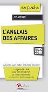 Télécharger le livre :  En poche - L'anglais des affaires 2015-2016